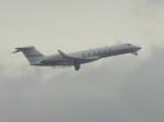 commet7575さんが、福岡空港で撮影したプライベート・エア・チャーター G-Vの航空フォト(写真)