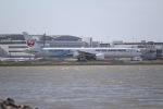 職業旅人さんが、サンフランシスコ国際空港で撮影した日本航空 777-346/ERの航空フォト(写真)