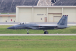 yabyanさんが、嘉手納飛行場で撮影したアメリカ空軍 F-15C-38-MC Eagleの航空フォト(飛行機 写真・画像)