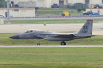 yabyanさんが、嘉手納飛行場で撮影したアメリカ空軍 F-15C-35-MC Eagleの航空フォト(写真)