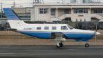 C.Hiranoさんが、八尾空港で撮影したジャプコン PA-46-350P Malibu Mirageの航空フォト(写真)
