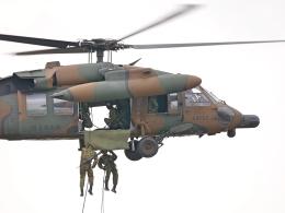 ジャトコさんが、川内駐屯地で撮影した陸上自衛隊 UH-60JAの航空フォト(飛行機 写真・画像)