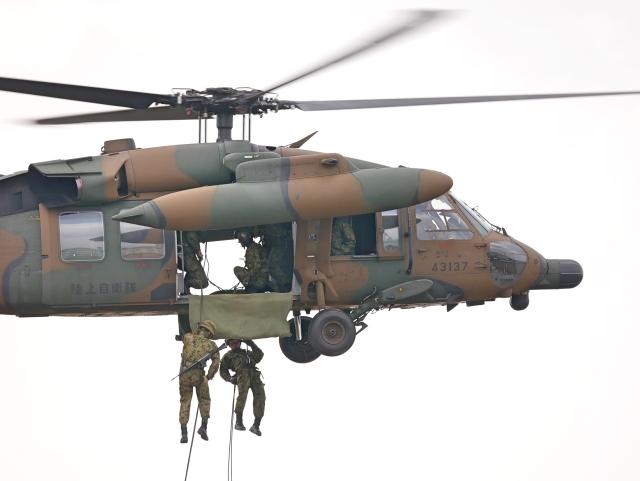 川内駐屯地 - JGSDF Camp Sendaiで撮影された川内駐屯地 - JGSDF Camp Sendaiの航空機写真(フォト・画像)