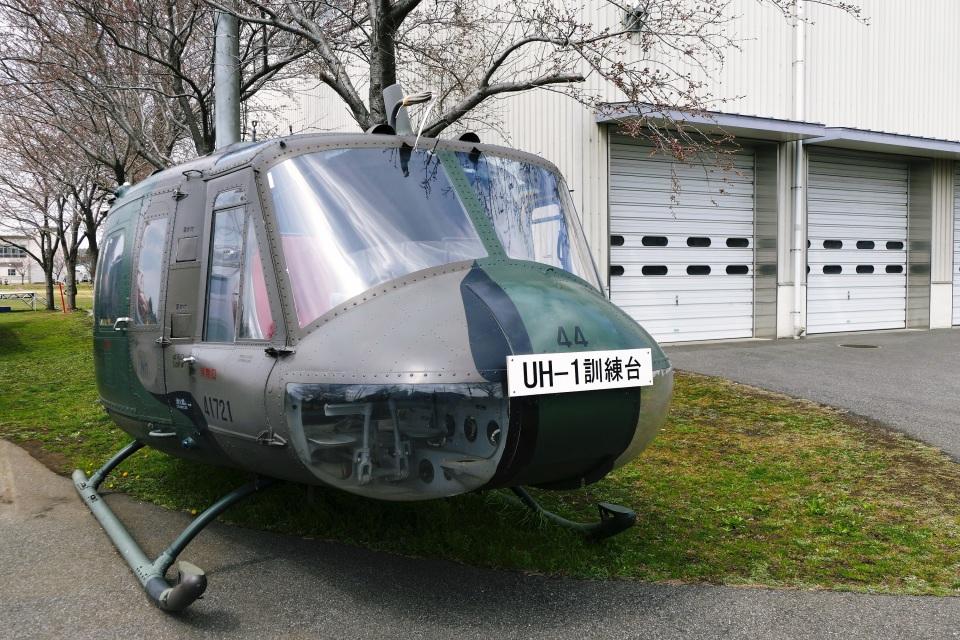 DVDさんの陸上自衛隊 Fuji UH-1H (41721) 航空フォト