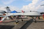 takaRJNSさんが、ランカウイ国際空港で撮影したアメリカ空軍 MQ-1 Predatorの航空フォト(写真)