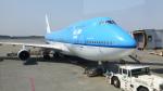 mealislandさんが、シェレメーチエヴォ国際空港で撮影したKLMオランダ航空 747-406Mの航空フォト(写真)