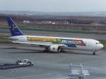 プルシアンブルーさんが、新千歳空港で撮影したスカイマーク 767-3Q8/ERの航空フォト(写真)