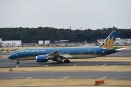 kumagorouさんが、成田国際空港で撮影したベトナム航空 787-9の航空フォト(飛行機 写真・画像)