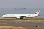 SIさんが、羽田空港で撮影したエールフランス航空 777-328/ERの航空フォト(写真)