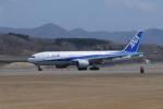 カワPさんが、函館空港で撮影した全日空 777-281/ERの航空フォト(写真)