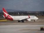 ken1☆MYJさんが、メルボルン空港で撮影したカンタス航空 737-838の航空フォト(写真)