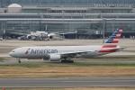 pringlesさんが、羽田空港で撮影したアメリカン航空 777-223/ERの航空フォト(写真)