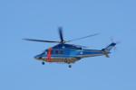 yabyanさんが、名古屋飛行場で撮影した大阪府警察 AW139の航空フォト(写真)