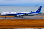 Tomo_lgmさんが、大分空港で撮影した全日空 A321-211の航空フォト(写真)