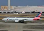 じーく。さんが、羽田空港で撮影したアメリカン航空 777-223/ERの航空フォト(写真)
