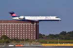 パンダさんが、成田国際空港で撮影したアイベックスエアラインズ CL-600-2C10 Regional Jet CRJ-702の航空フォト(写真)