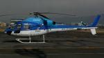 Chikaの航空見聞録さんが、八尾空港で撮影したエクセル航空 AS355N Ecureuil 2の航空フォト(写真)