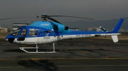 cathay451さんが、八尾空港で撮影したエクセル航空 AS355N Ecureuil 2の航空フォト(飛行機 写真・画像)