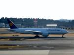 ハピネスさんが、成田国際空港で撮影したルフトハンザ・カーゴ 777-FBTの航空フォト(飛行機 写真・画像)