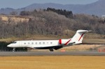 Dojalanaさんが、函館空港で撮影したSmartplus Assets  Management Limited G650 (G-VI)の航空フォト(写真)