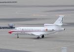 じーく。さんが、羽田空港で撮影したスペイン空軍 Falcon 900の航空フォト(写真)