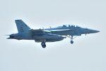 うめやしきさんが、厚木飛行場で撮影したアメリカ海軍 EA-18G Growlerの航空フォト(写真)