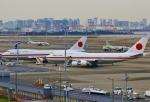 あしゅーさんが、羽田空港で撮影した航空自衛隊 747-47Cの航空フォト(飛行機 写真・画像)