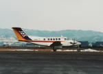kumagorouさんが、仙台空港で撮影した日本エアシステム B200 King Airの航空フォト(写真)