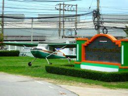 ホア ヒン空港 - Hua Hin Airport [HHQ/VTPH]で撮影されたホア ヒン空港 - Hua Hin Airport [HHQ/VTPH]の航空機写真
