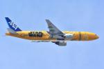 リーペアさんが、羽田空港で撮影した全日空 777-281/ERの航空フォト(飛行機 写真・画像)