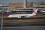 職業旅人さんが、羽田空港で撮影した日本航空 767-346の航空フォト(写真)