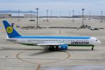 yabyanさんが、中部国際空港で撮影したウズベキスタン航空 767-33P/ERの航空フォト(飛行機 写真・画像)