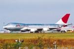 菊池 正人さんが、成田国際空港で撮影した日本航空 747-446F/SCDの航空フォト(写真)