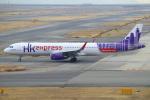 セブンさんが、関西国際空港で撮影した香港エクスプレス A321-231の航空フォト(写真)