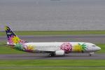 yabyanさんが、羽田空港で撮影したスカイネットアジア航空 737-43Qの航空フォト(飛行機 写真・画像)