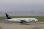 yabyanさんが、羽田空港で撮影した全日空 777-281の航空フォト(飛行機 写真・画像)