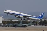 EXIA01さんが、名古屋飛行場で撮影した全日空 A321-131の航空フォト(写真)