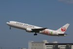 musashiさんが、徳島空港で撮影した日本航空 767-346/ERの航空フォト(写真)