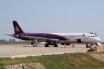 yabyanさんが、シェムリアップ国際空港で撮影したカンボジア・アンコール航空 A321-231の航空フォト(飛行機 写真・画像)