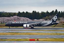 tsubasa0624さんが、成田国際空港で撮影したニュージーランド航空 787-9の航空フォト(飛行機 写真・画像)