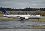 tsubasa0624さんが、成田国際空港で撮影したユナイテッド航空 787-9の航空フォト(飛行機 写真・画像)