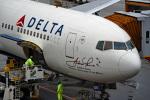 tsubasa0624さんが、成田国際空港で撮影したデルタ航空 767-332/ERの航空フォト(写真)