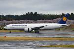 tsubasa0624さんが、成田国際空港で撮影したルフトハンザ・カーゴ 777-FBTの航空フォト(飛行機 写真・画像)