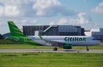 xiel0525さんが、ハンブルク・フィンケンヴェルダー空港 で撮影したシティリンク A320-214の航空フォト(写真)