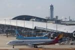 ハピネスさんが、関西国際空港で撮影したアシアナ航空 A321-231の航空フォト(飛行機 写真・画像)