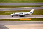 まいけるさんが、ウィーン国際空港で撮影したエアリンク 560XL Citation XLS+の航空フォト(写真)