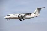 masa707さんが、ロンドン・シティ空港で撮影したシティジェット Avro 146-RJ85の航空フォト(写真)