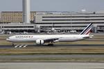 masa0420さんが、羽田空港で撮影したエールフランス航空 777-328/ERの航空フォト(写真)