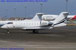 Chofu Spotter Ariaさんが、羽田空港で撮影したウェルズ・ファーゴ・バンク・ノースウェスト CL-600-2B16 Challenger 605の航空フォト(飛行機 写真・画像)