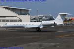 Chofu Spotter Ariaさんが、羽田空港で撮影したオーストラリア企業所有 G-V-SP Gulfstream G550の航空フォト(飛行機 写真・画像)